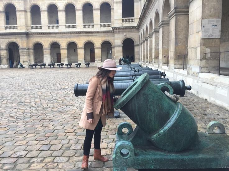 Los Invalidos Paris