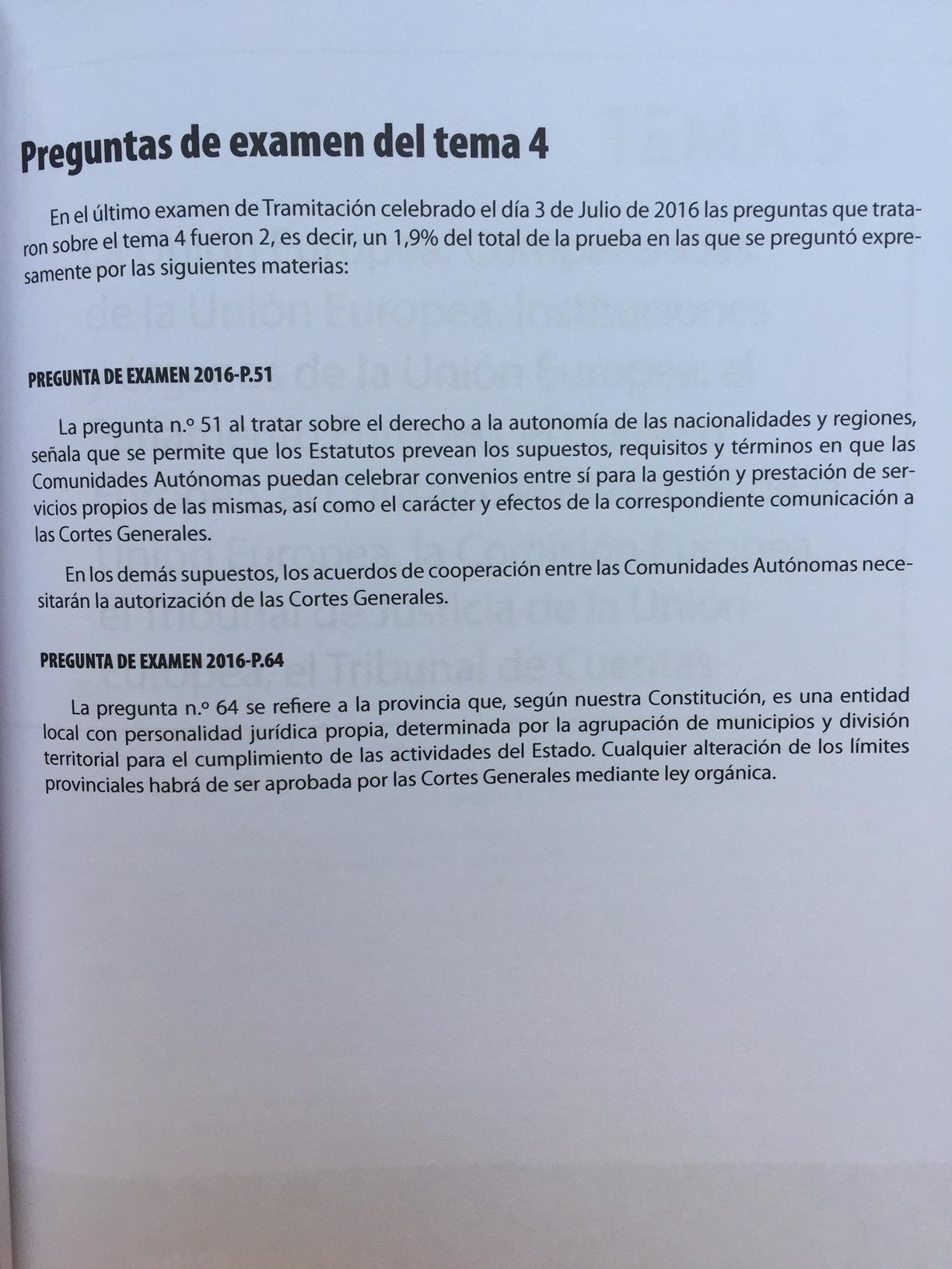 Comparativa temarios justicia: editoriales MAD y Adams (Tramitación ...